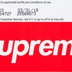 Coveted Supreme MetroCard Debuts With Subway Crowding, Big Ebay Markups