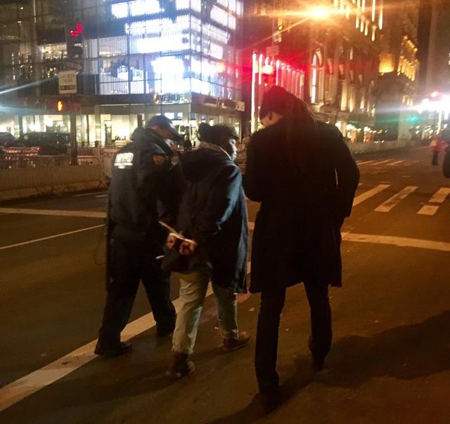 11 Arrested, Including Eric Garner's Mother, During SCOTUS Protest Outside Trump Tower