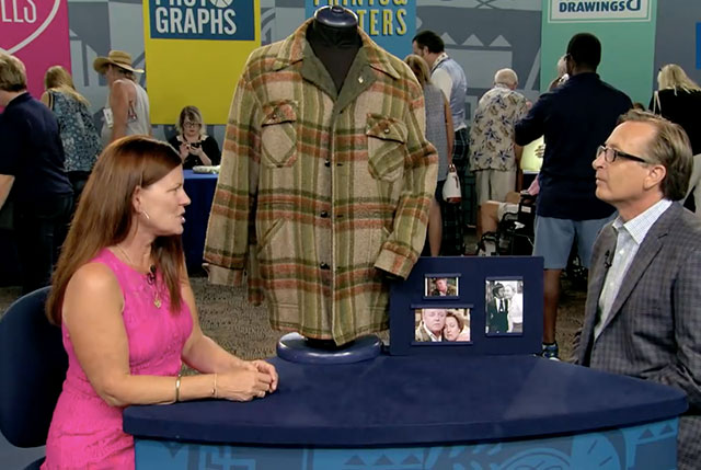Watch Archie Bunker's Plaid Coat Get Appraised On 'Antiques Roadshow'
