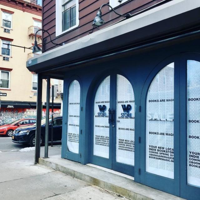Emma Straub's New Bookstore, Books Are Magic, Under Construction On Smith Street
