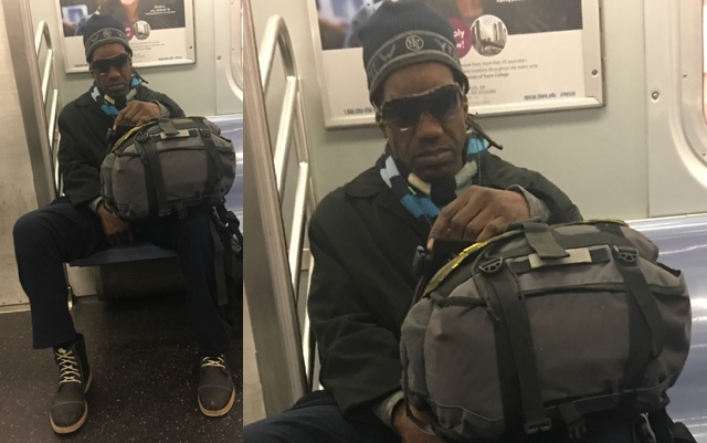 'I Want This Guy Caught': L Train Rider Witnesses Man Exposing Himself & Masturbating