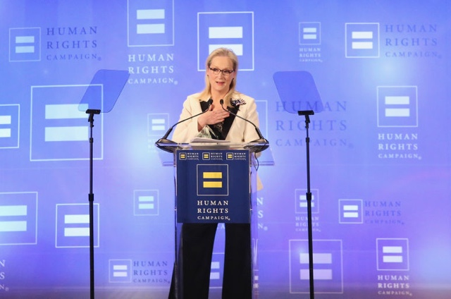 Meryl Streep Gives Powerful Speech Vowing To Stand Up To Trump And 'Brownshirts'