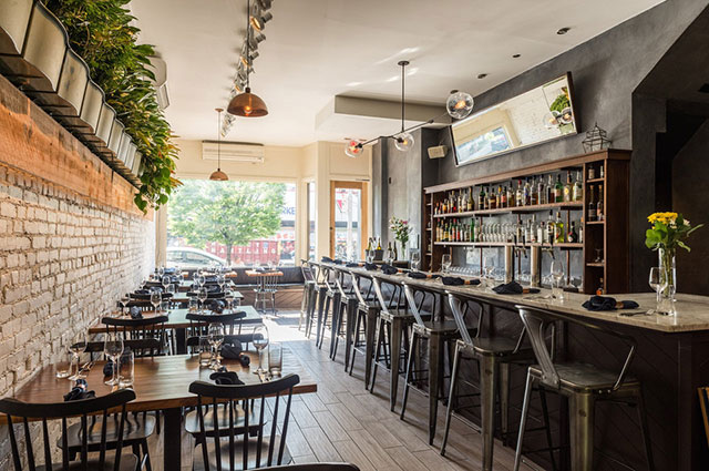 One Of D.C.'s Hottest Chefs Is Coming To Brooklyn For One Night