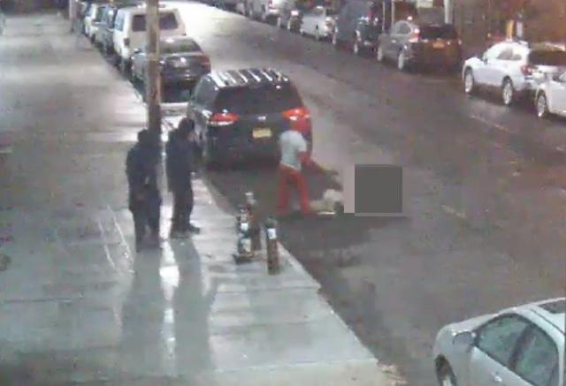 Man Beaten By Cellphone Robbers In Bushwick