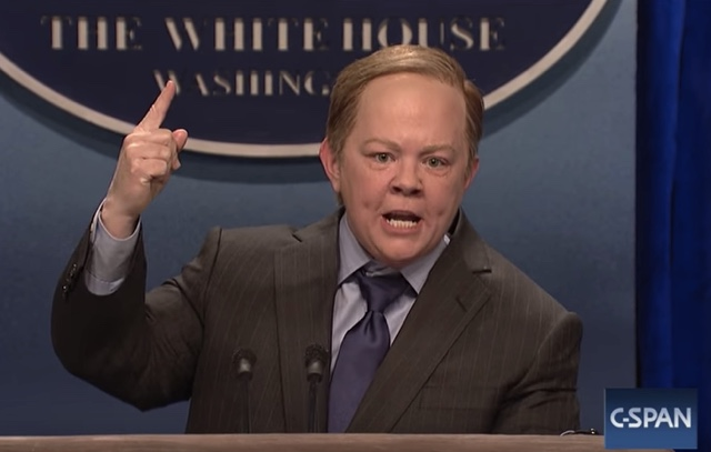 Sean Spicer On Melissa McCarthy's SNL Portrayal: 'A Lot Of It Was Over The Line'