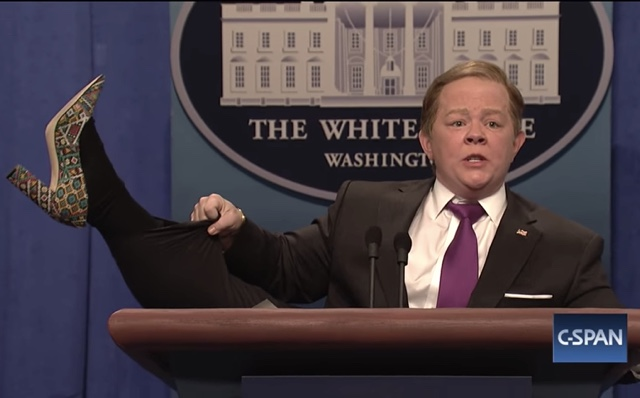 'This Is A New Spicey!': Watch Melissa McCarthy Return As Sean Spicer In SNL Cold Open