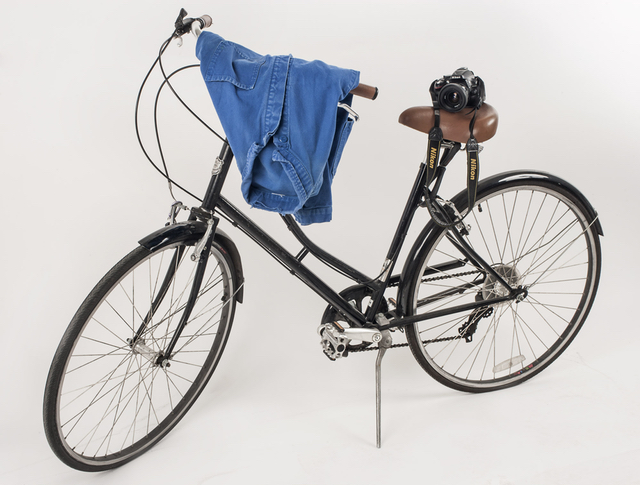 Bill Cunningham's Bike & Other Personal Items Have Been Donated To The New-York Historical Society