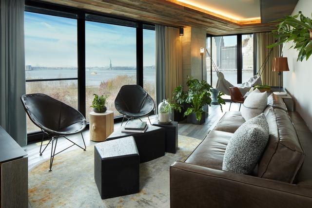 Inside Brooklyn Bridge Park's New Luxury Hotel