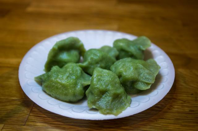 Jason Wang Opens Disappointing New Dumpling Spot In Chinatown