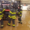 Brooklyn Subway Station Floods With Smelly Brown Water During Thursday Evening Rush Hour