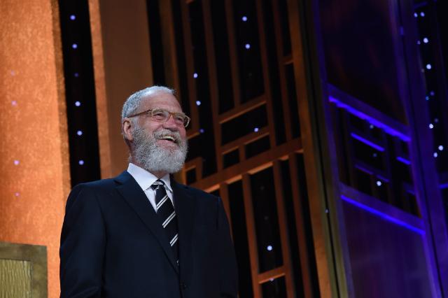David Letterman Unloads On 'Crazy' Trump: 'He Was A Joke Of A Wealthy Guy'