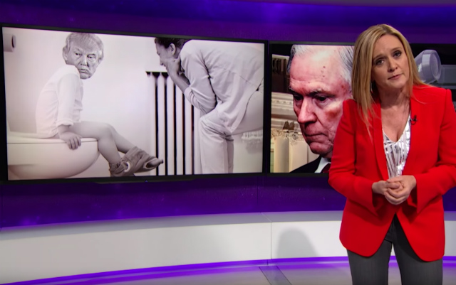 Video: Samantha Bee Thinks Trump Shot Himself In The 'D*ck' With Latest Tweetstorms