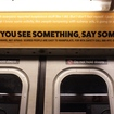 MTA 'See Something, Say Something' Posters Get #Resist Makeover