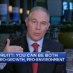 E.P.A. Head Scott Pruitt Falsely Asserts That Carbon Dioxide Is Not A Primary Cause Of Climate Change