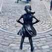 De Blasio Says He'd Be Cool With Keeping 'Fearless Girl' Statue