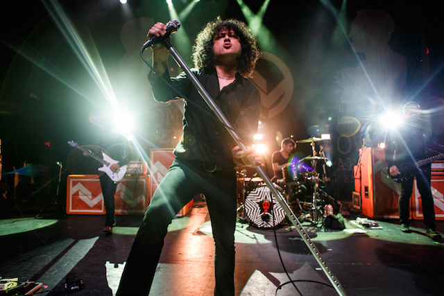 Photos, Video: At The Drive In Sets Off A Psych-Punk Explosion At Terminal 5