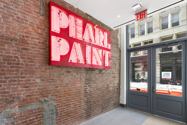Pearl Paint Is Reborn! As Expensive Luxury Apartments :(