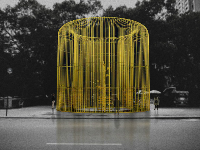 Ai Weiwei Will Build More Than 100 Fences Across NYC This Fall