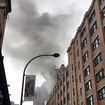 UPDATES: Chelsea Market Roof Fire Forces Evacuation