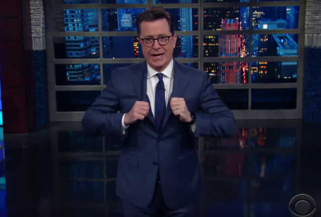 Video: Stephen Colbert & Seth Meyers Mock Trump's Healthcare Repeal Fail