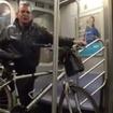 Video: Subway Harasser Invokes Donald Trump Before Threatening To Kill Iranian Couple