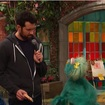 Billy Eichner Gives Out Cookies In Adorable 'Billy On The Sesame Street' Segment