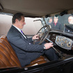 Photos: Cuomo Takes Important Action FDR's Old Packard