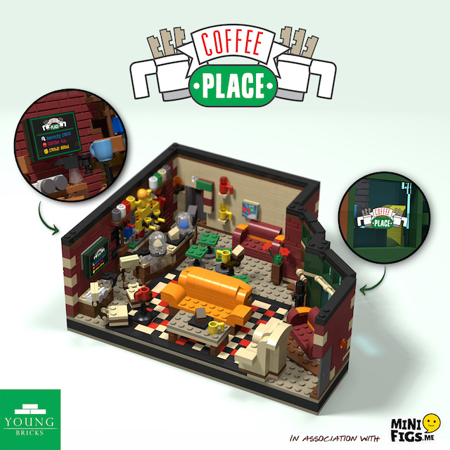 This 'Friends' Lego Set Is Very Wrong