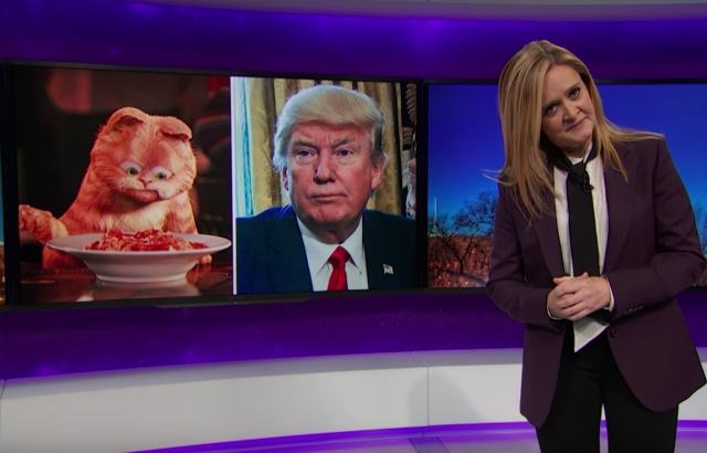 Video: Samantha Bee Calls GOP Healthcare Repeal Failure One Of The Greatest Disasters Ever