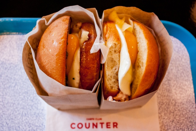 Here's What To Order At Eggslut, The Insanely Popular L.A. Joint Opening In SoHo