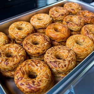 Spaghetti Donuts & Ube Dragon Fruit Bowls Among The Amazing New Dishes Coming To Smorgasburg This Weekend