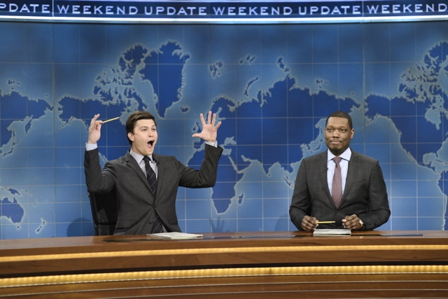 'Saturday Night Live' Headed To Primetime With Weekend Update This Summer