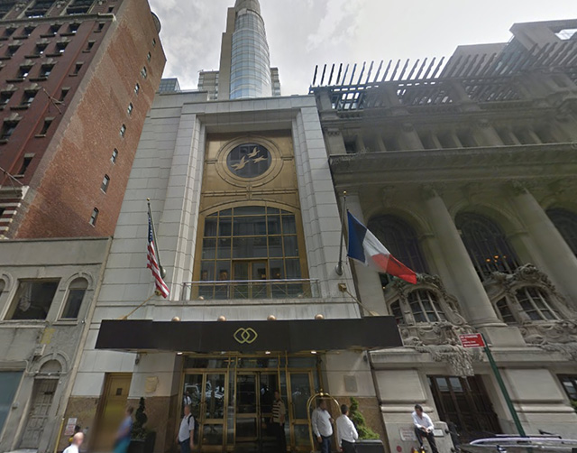 Hedge Fund Manager Sued For Bernie Madoff Scam Falls To Death From Midtown Hotel