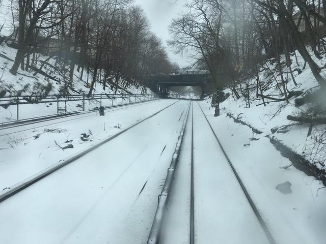 Above-Ground Subway Service Will Resume At 6 P.M.