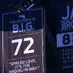 Barclays Center Dedicates New Permanent Banner To Notorious B.I.G.