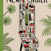 This Week's 'New Yorker' Cover Turns Manhattan Into A Delightful Bookshelf