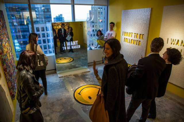 Inside Spring/Break, The Best Armory Arts Week Fair Inside A Times Square Office Building