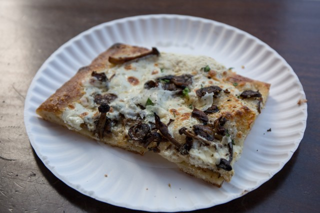 Meet NYC's Best New Slice Of Pizza