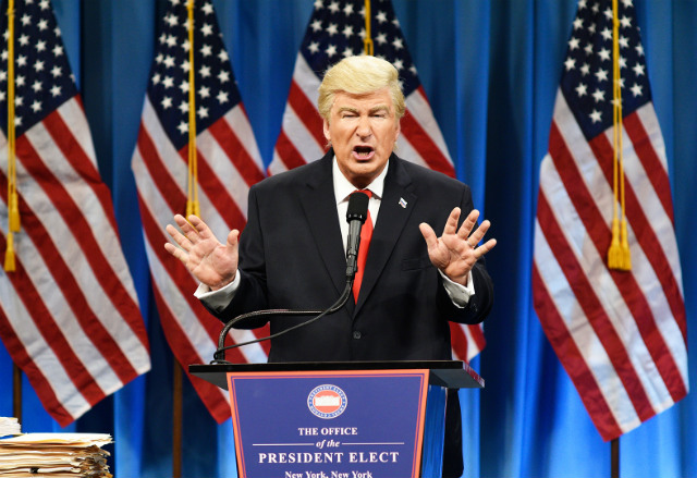 Alec Baldwin Explains How It Feels To Have The President Publicly Trash You