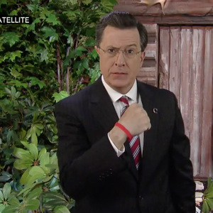 Video: Stephen Colbert Bids Farewell To 'Self-Righteous Landfill Of Angry Garbage' Bill O'Reilly
