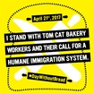 'Day Without Bread' Protest Calls Attention To Threatened Immigrant Bakery Workers