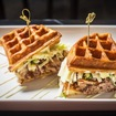 Duck Waffle Sandwiches & Barbadian Fishballs On The Menu This Weekend