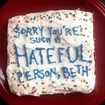 A Brooklyn Woman Is Turning Mean Internet Comments Into Tasty Troll Cakes