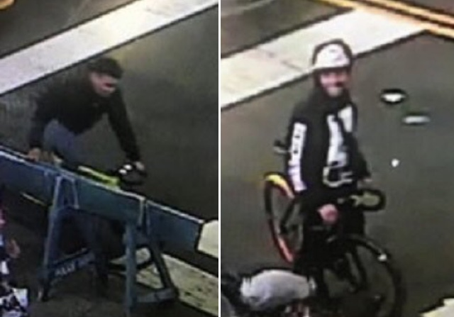 Bicyclists Are Stealing Cellphones From Midtown Pedestrians, Say Police