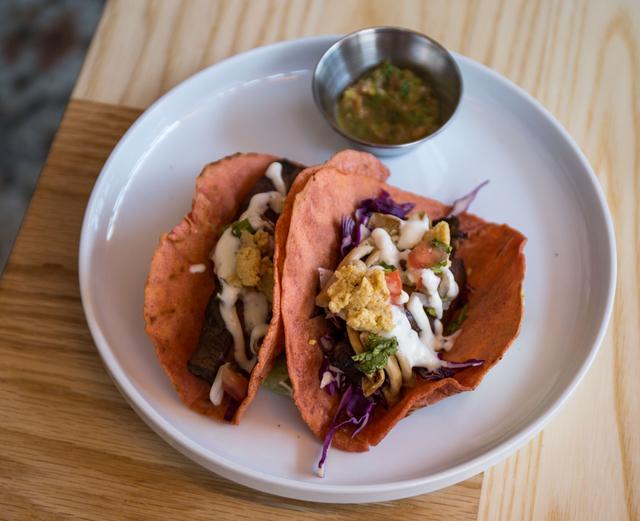 Turmeric Tortillas And A Relaxed Vibe At Vegan Mexican Joint Jajaja