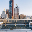 Test Your Mettle At This New Rooftop Bar With A Glass Bottom Floor