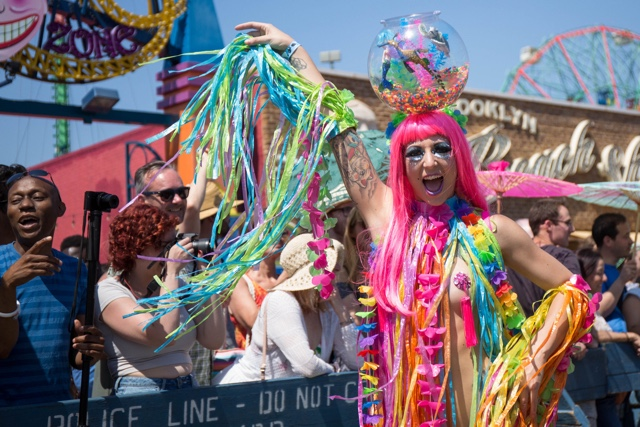 The Coney Island Mermaid Parade Is In Trouble