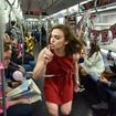 Watch Q Train Riders Celebrate A 'Surprise' Sweet 16