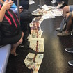 Subway Commuters Unfazed By Blood-Soaked Newspapers On 7 Train