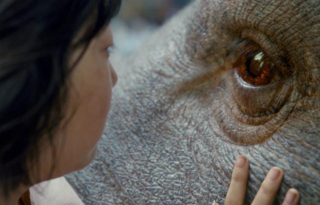 Tilda Swinton Menaces An Adorable Giant Pig In Bong Joon Ho's 'Okja' Trailer